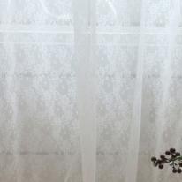 레이스랏셀 도트플로렛 백아이보리12243