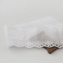 면레이스]세잎리브9cm(1126)16857