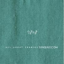 17수천연염색무지-씨그린(7808)