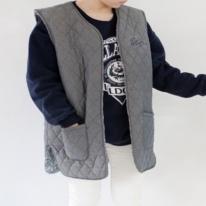 DIY 패키지]양면조끼 패키지 아동용81588