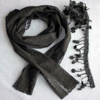 호수가든머플러패키지-블랙 68933
