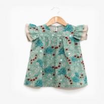 패턴 77-082 P992 Dress(아동 원피스)