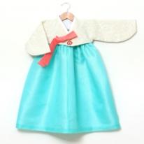 패턴]P505 - Hanbok(아동 한복)