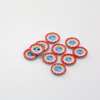 10개 단추 태양꽃 11mm 14522