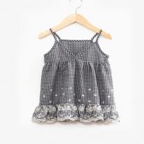 패턴 82-606 P1078 Dress 아동 원피스