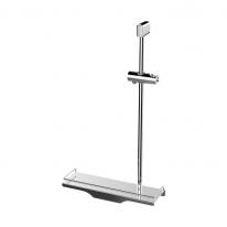 [로얄앤컴퍼니]욕실 선반형 슬라이드바 RA911(설치비미포함)