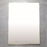 사각거울 골드거울 실버거울 600*800 욕실거울 알루미늄거울 벽걸이거울 인테리어거울