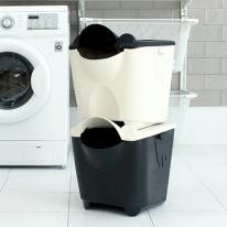 헝그리꼬꼬 세탁물 분리보관함 2단세트