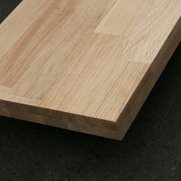 오크 집성목 계단재 38T (1800mm)