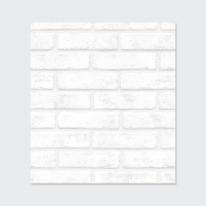 [룸스토어] 풀바른합지벽지 45137-1 블록화이트