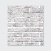[룸스토어] 풀바른합지벽지 45137-2 블록그레이