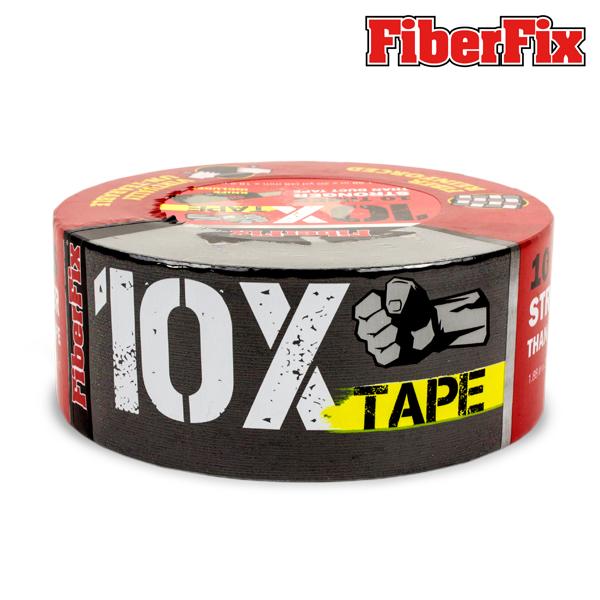 파이버픽스 10x 덕테이프 초강력 보수 테이프 (블랙)