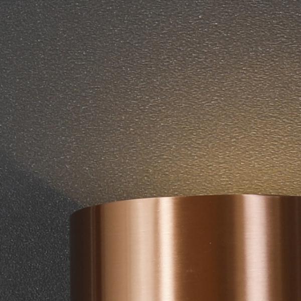 모던LED 벽등 (원형) 골드, 로즈골드