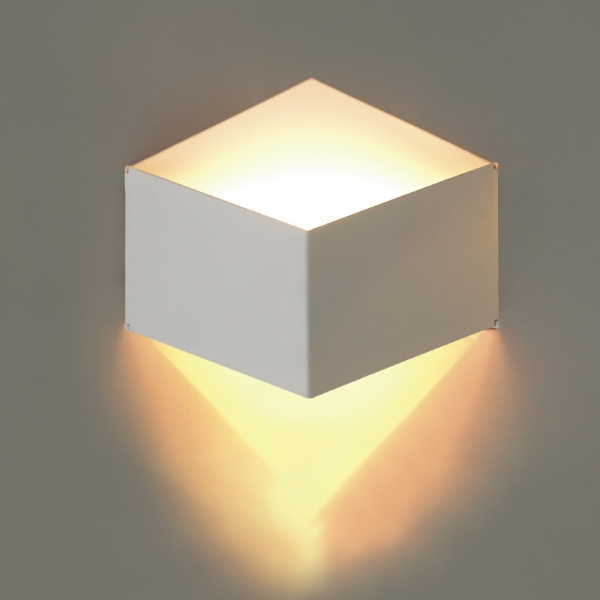 LED 부메랑 벽등 (4color)