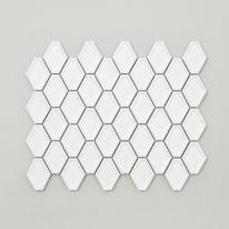 육각 모자이크 타일 (SN-01 화이트) 1BOX 12장