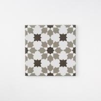 데칼코마니 그레이 패턴타일 200x200 (REP-19) 1BOX 25장