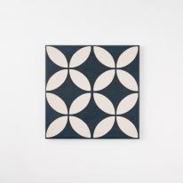 홀리라이트 네이비 패턴타일 200x200 (REP-08) 1BOX 25장