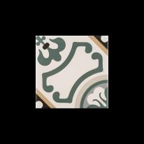 런던 그린 패턴타일 200x200 (REP-38) 1BOX 25장