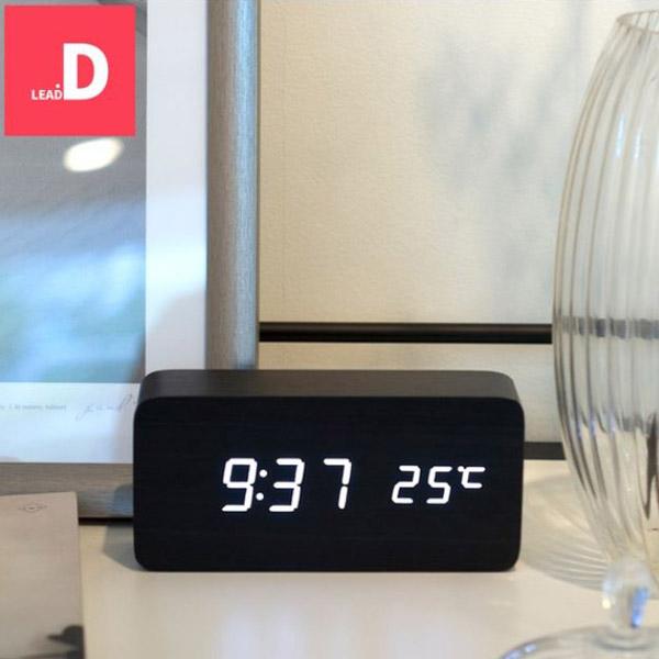 리드디 LED 탁상시계/알람시계/무소음시계/디지털시계