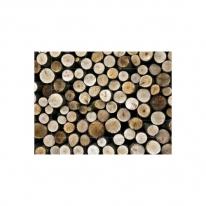 인테리어 월아트 익시 - Wood