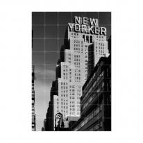 인테리어 월아트 익시 - New Yorker