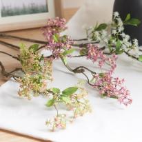 안개별꽃가지 55cm [조화]