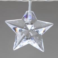 LED 전구캡 별 대 (5개입) [트리]