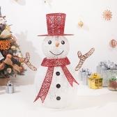 LED니켈눈사람 60cm 크리스마스