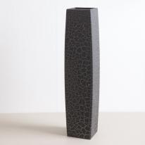 퀘이크사각우드화병 11x59cm (조화) FPOTFT