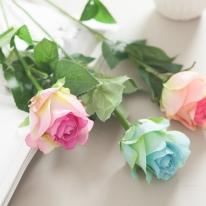 몽블랑장미가지o 65cm  조화 꽃 FAIAFT
