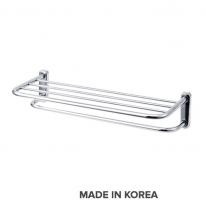 [국산]2단수건선반