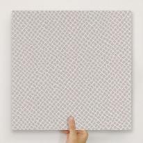 [유니크] 사각조각 시트&벽지(뱀피 베이지) / MP40-1673