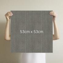[무지막지] 더큰 THE조각벽지(1롤9조각-가로1M벽 시공가능)/베이직 무지다크/ MG09-T034