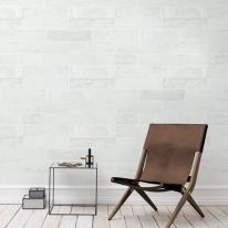 [무지막지]워터풀 조각벽지 스톤화이트 60장조각 (53cmx34cmx60장)