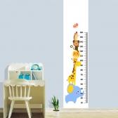 [유니크 만능스티커 키재기포인트벽지] 키재기동물농장4코끼리 포인트시트 SS24-808 (가로53cmx세로2.4m)