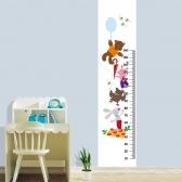 [유니크 만능스티커 키재기포인트벽지] 키재기동물농장5곰돌이 포인트시트 SS24-809 (가로53cmx세로2.4m)