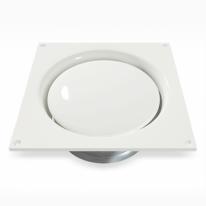 사각 원형 팬 디퓨저-철 (1BOX-12개)