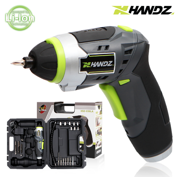 HANDZ 핸즈 3.6V 충전 드라이버