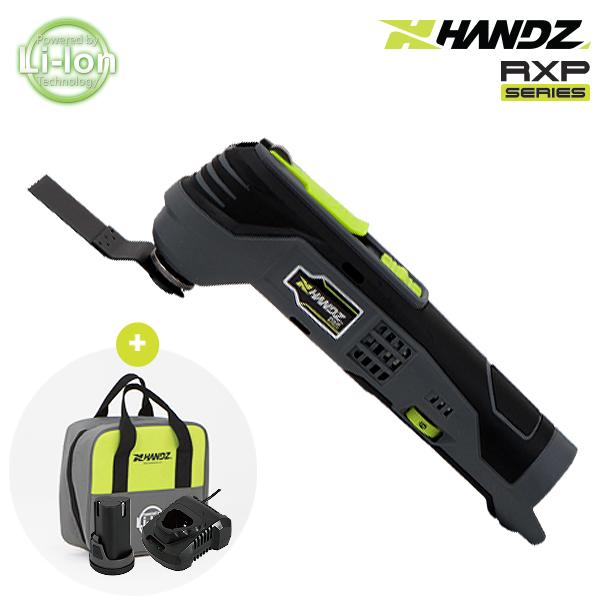HANDZ 핸즈 12V 충전멀티커터 풀세트(본품+배터리+충전기)