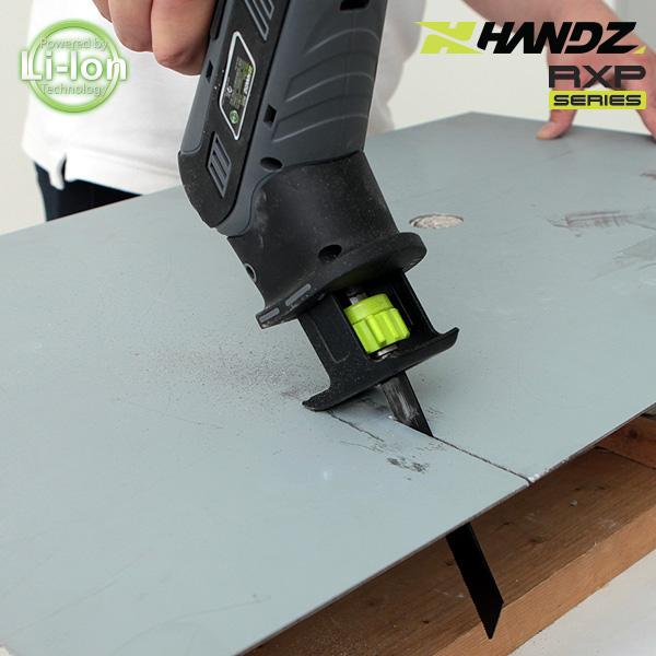 HANDZ 핸즈 12V 충전컷쏘 풀세트(본품+배터리+충전기)