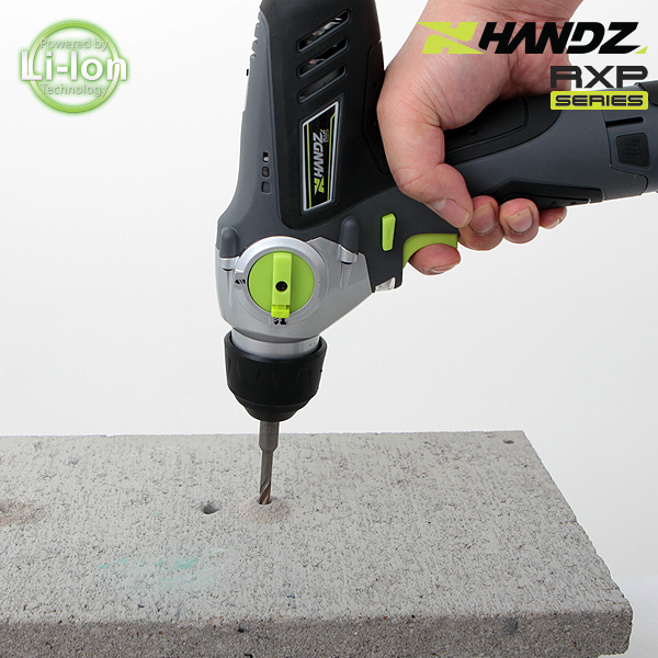 HANDZ핸즈 12V SDS 로터리 해머드릴 풀세트