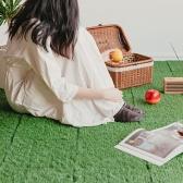 Mary 현관 베란다 바닥재 야외 인조잔디 데크타일
