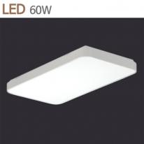 [키고조명]시스템 거실등 LED60W 화이트 주광색