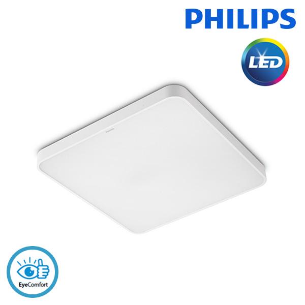 필립스 시스템 LED 65W 정사각 방등 / 거실등 주광색