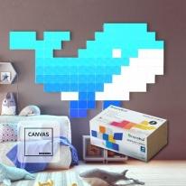 나노리프 캔버스 스마터키트 LED 스마트조명 IoT