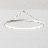 레게노 펜던트 화이트 LED 대 중 소 플리커프리 식탁등