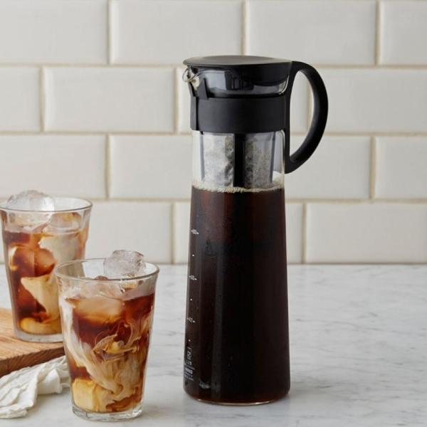 일본주방용품 하리오 내열유리 커피포트 콜드브루 드립