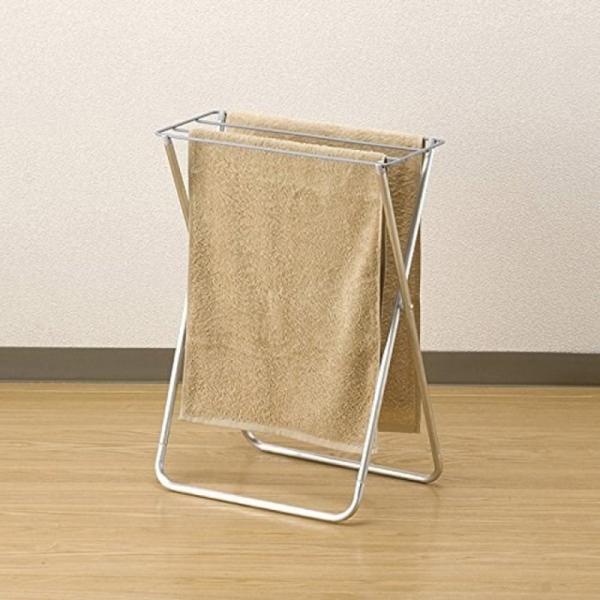 일본생활용품 접이식/이동식 수건건조대 빨래걸이 가습기대용
