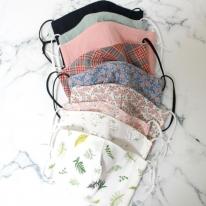 [모모제작소]코로나 방한 패션 마스크9종