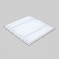 V_110209 거실등 LED실크유리 4등 평 100W 주광색